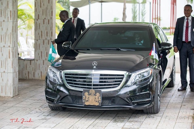 Auto Gele For Sale In Nigeria: Photos-Official Car Of The Nigerian President