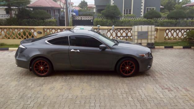 Fully Pimped 2010 Honda Accord Coupe For Sale @n1.1m   Politics   Nairaland