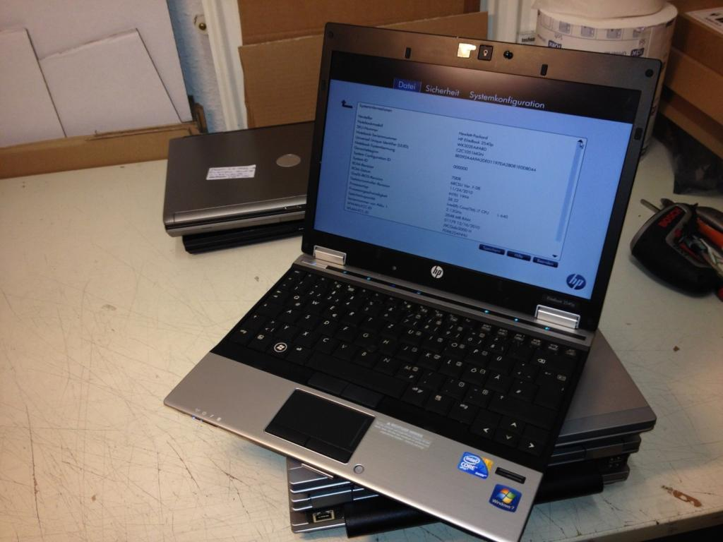Lovely Biz Machine Dell Hp Corei7 And I5 From 55k Technology Elitebook 2560p Core I7 Market Nairaland