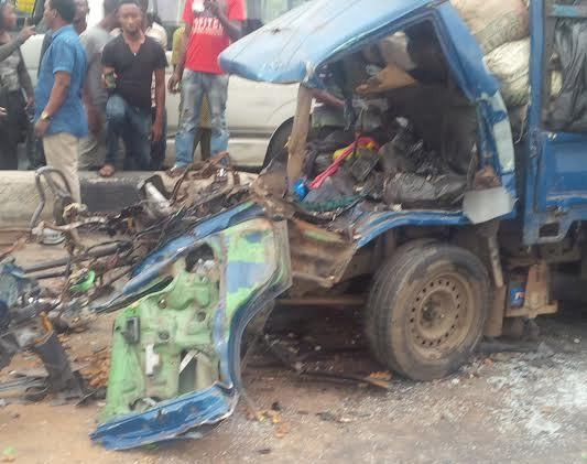 Ikorodu Accident