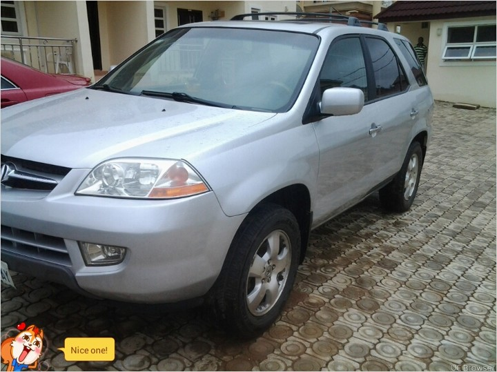 Nigerian Use Acura Mdx For Sale In Abuja Autos Nigeria - Acura mdx 2003 for sale
