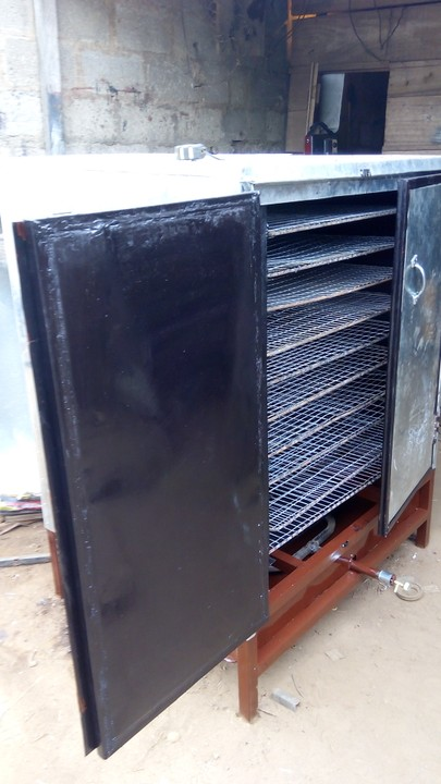 Fish smoking oven for sale in quantity picture for Oven temperature for fish