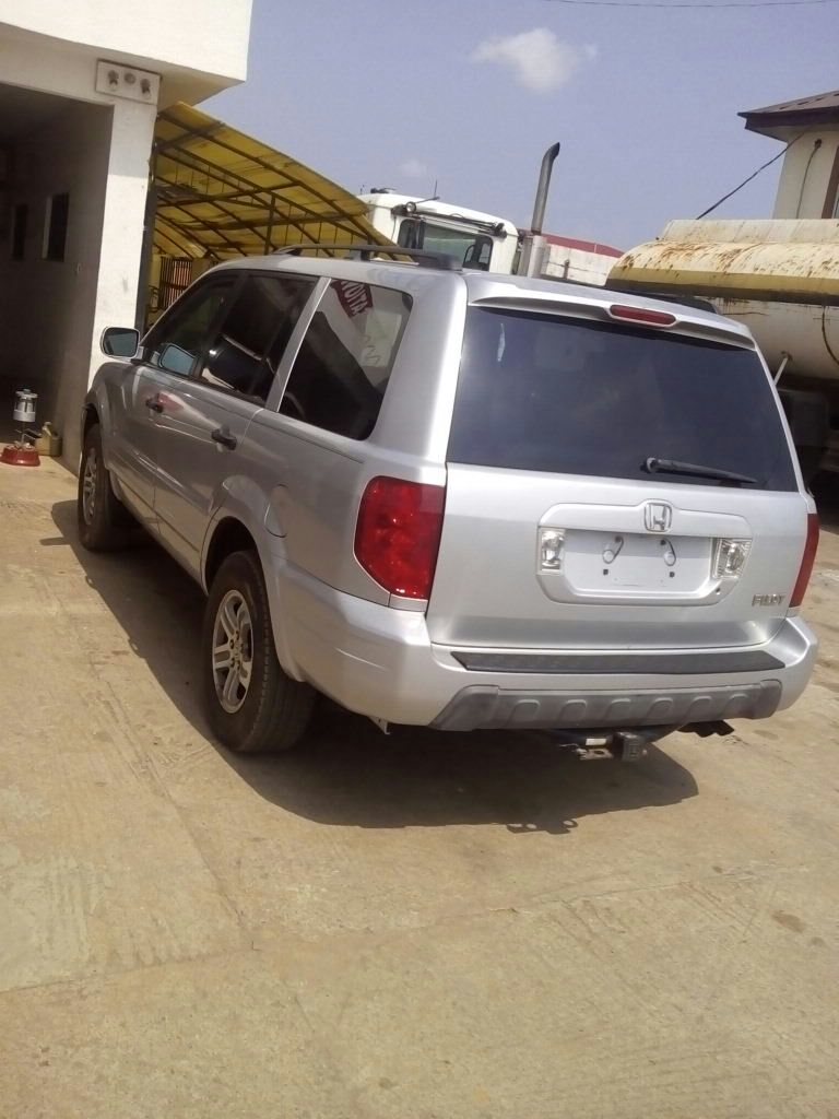 Honda Pilot 2005 Foreign Used Cars >> Foreign Used(tokunbo) Honda Pilot Year NAVIGATIONS - Autos - Nigeria