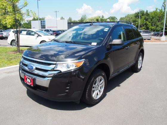 2011 Ford Edge Se Black Colour Autos Nigeria