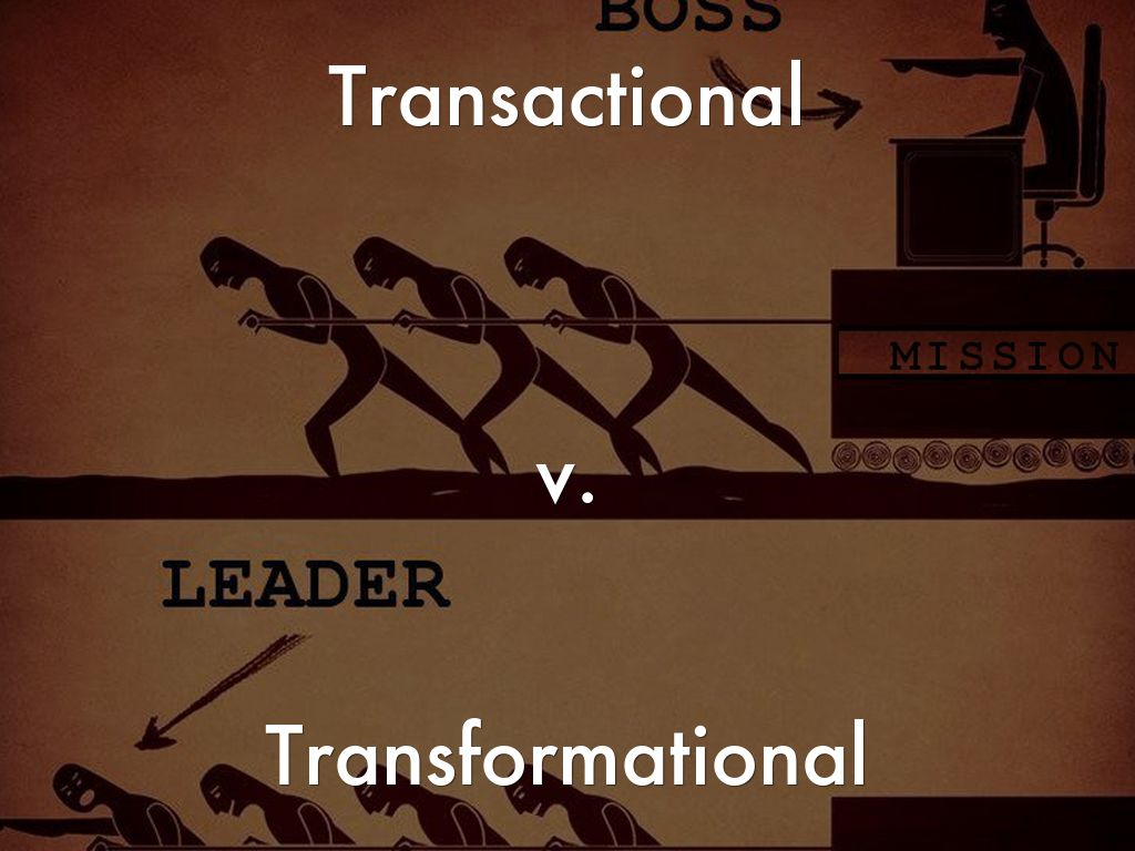 how to become a transformational leader