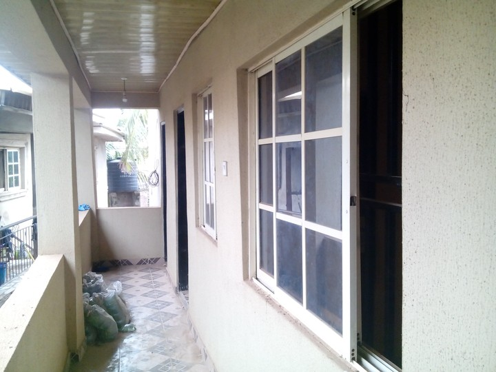 Room And Parlour Self Contain In Ajah Top Floor 1 Double