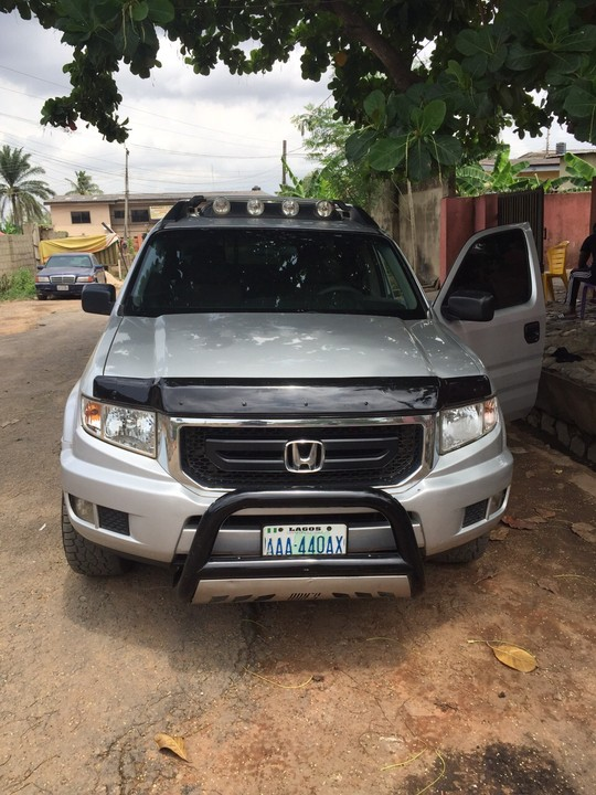 sold 2010 honda ridgeline for sale contact 08023204844 autos nigeria. Black Bedroom Furniture Sets. Home Design Ideas