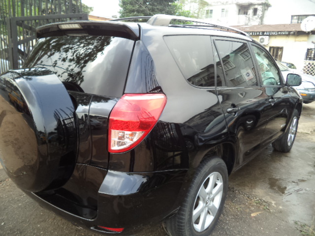 brand new 2006 toyota rav4 lagos clear autos nigeria. Black Bedroom Furniture Sets. Home Design Ideas