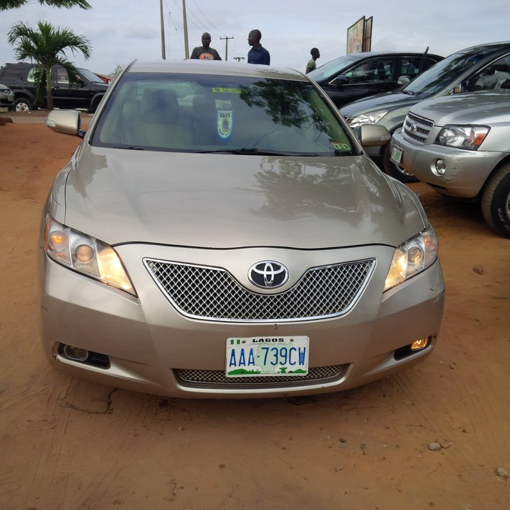 2010 Toyota Camry For Sale: 2008 Toyota Camry Registered Upgraded To 2010 For Sale