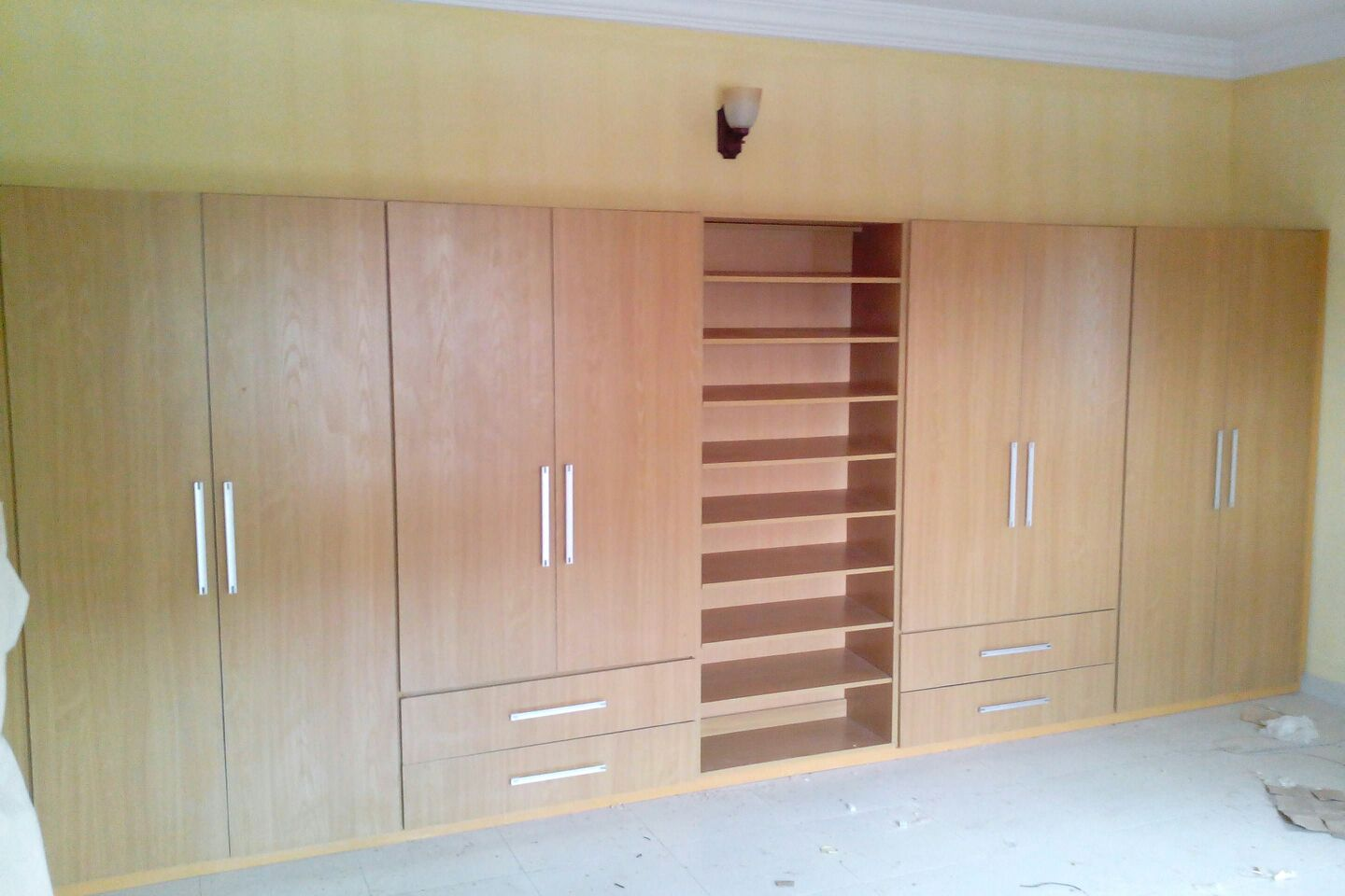 Kitchen Cabinet Wardrobe Living Room Furniture Bedroom