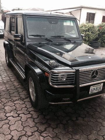 reg 2009 mercedes benz g55 amg 4 sale 9m asking port. Black Bedroom Furniture Sets. Home Design Ideas