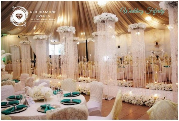 Awesome Beautiful Wedding Decorations : Checkout These Beautiful Wedding Decorations  Photos Fashion