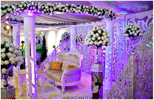 Checkout These Beautiful Wedding Decorations Photos Fashion