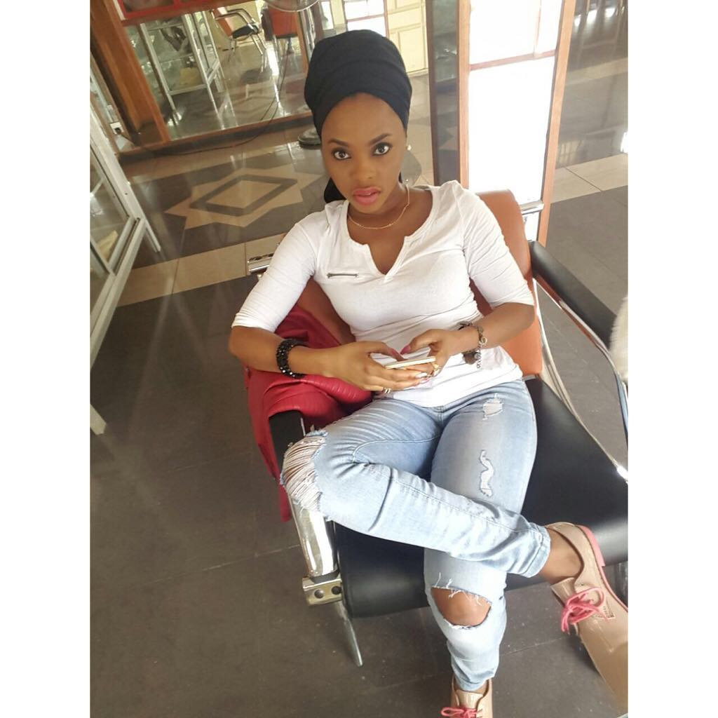 WHAT THAT MOUTH DO THOUGH!!!!!! Chidinma Kedike Shares New Photos…..Check on it