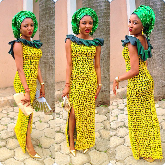 Top 10 Beautiful Ankara Styles And Lace Designs Fashion