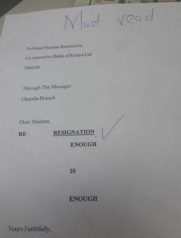 Angry Resignation Letter  Funny Resignation Letters