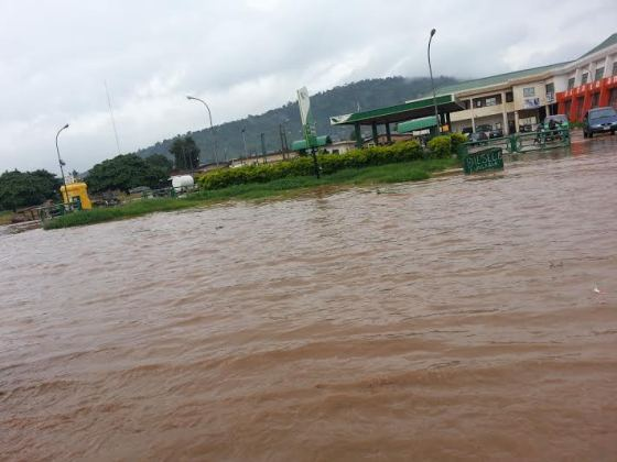 Image result for Flooding abuja