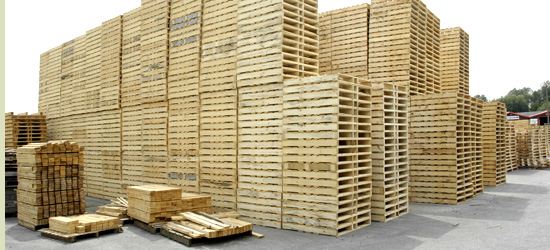 New Wooden Pallets For Sale. - Business To Business - Nigeria
