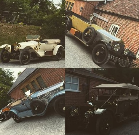 David Beckham's Love For Tattoos And Classic Cars - Celebrities ...