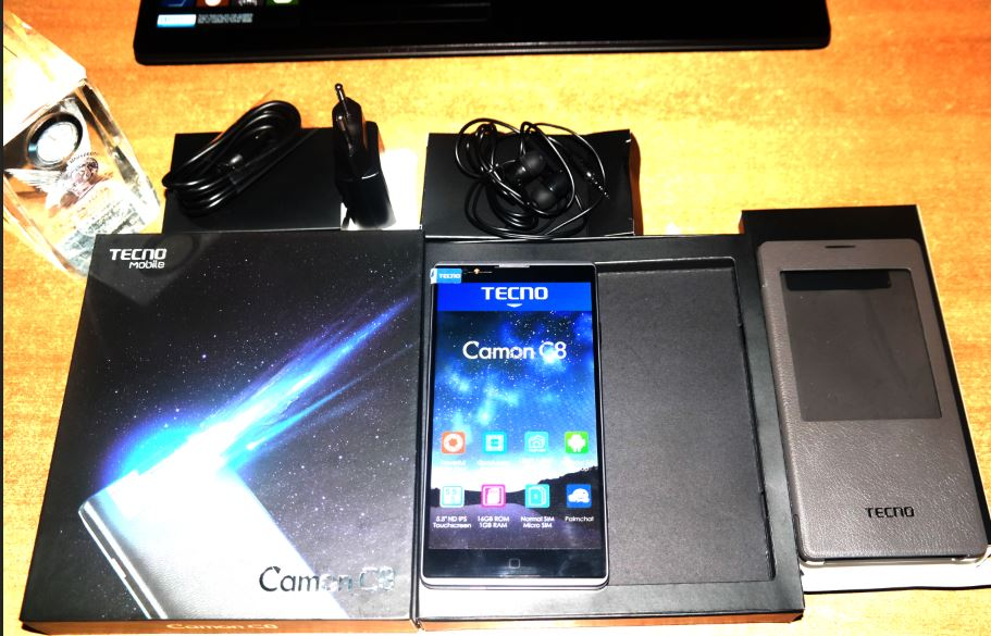 best sneakers f0c41 1bdef Tecno Camon C8 Full Unboxing And First Impression - Phones - Nigeria