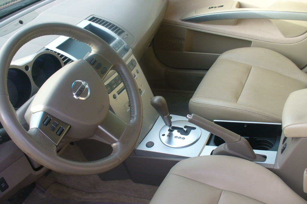 2006 Nissan Maxima Leather Interior Clean In And Out