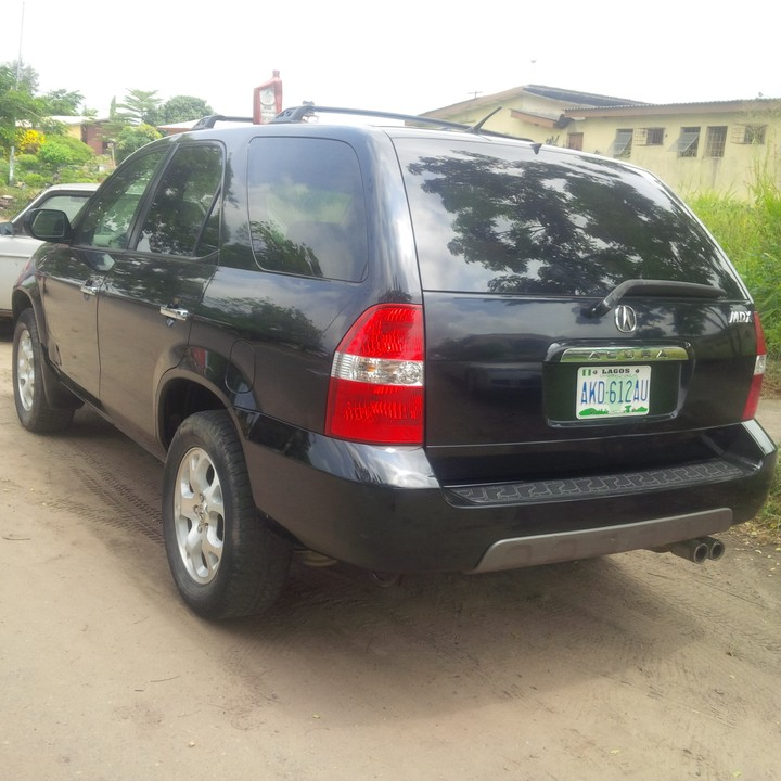 2003 Acura Mdx Registered For Sale Super Clean And Cheap