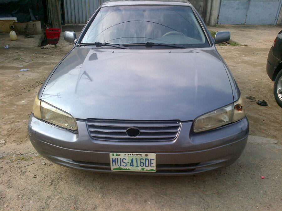 super neat used 1999 toyota camry leather special limited edition for sale 500k autos nigeria. Black Bedroom Furniture Sets. Home Design Ideas
