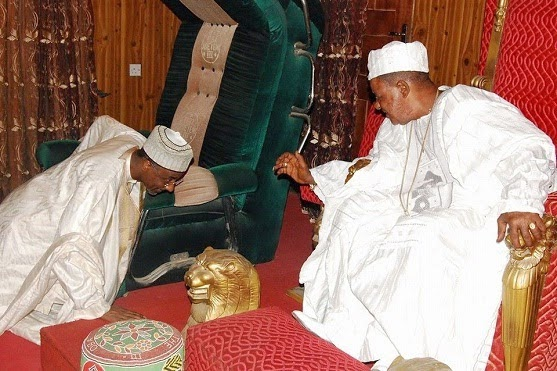 Meet Nigeria S Most Humble Traditional Ruler Celebrities