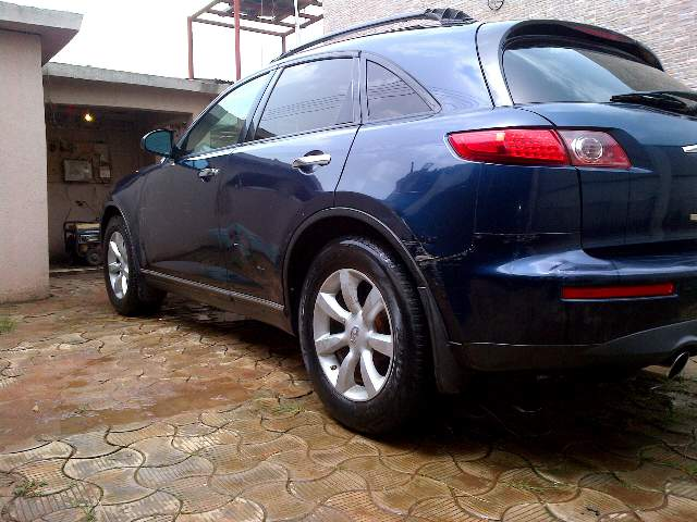auction deal naija used 2005 infiniti fx35 for sale for autos nigeria. Black Bedroom Furniture Sets. Home Design Ideas
