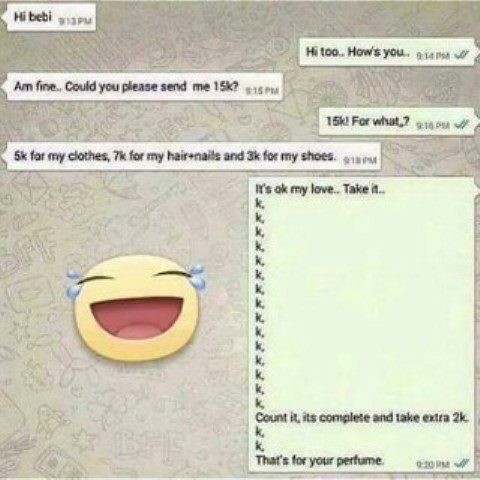 Dating a stingy married man
