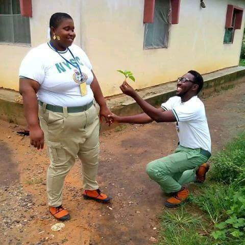 The Best Marriage Proposal Of The Year Romance Nigeria