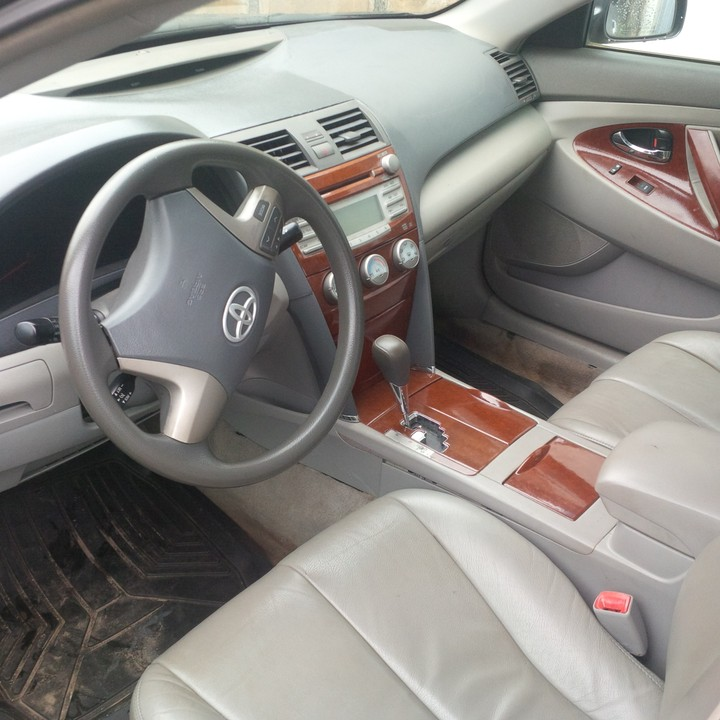 2010 Toyota Camry For Sale: REGISTERED TOYOTA CAMRY 2010 Model For Sale