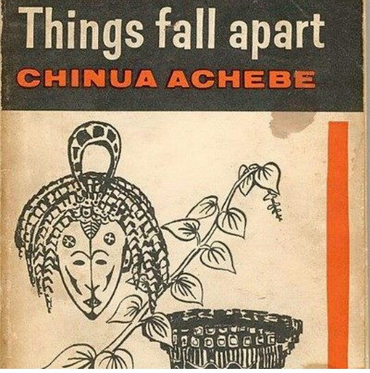 analysis of things fall apart a post colonial novel by nigerian novelist chinua achebe