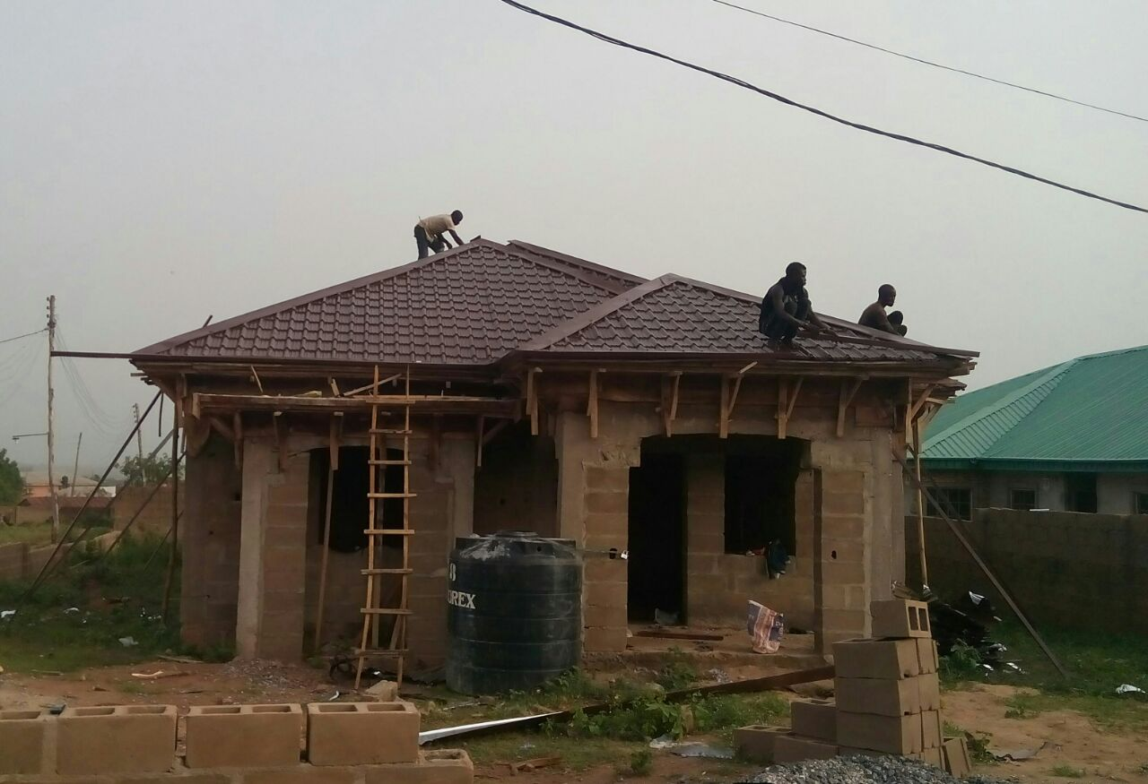 Cost Of Roofing With Stone Coated Tiles In Nigeria