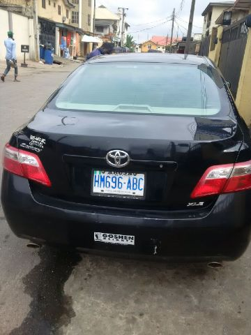 registered toyota camry 2008 model extremely clean xle. Black Bedroom Furniture Sets. Home Design Ideas