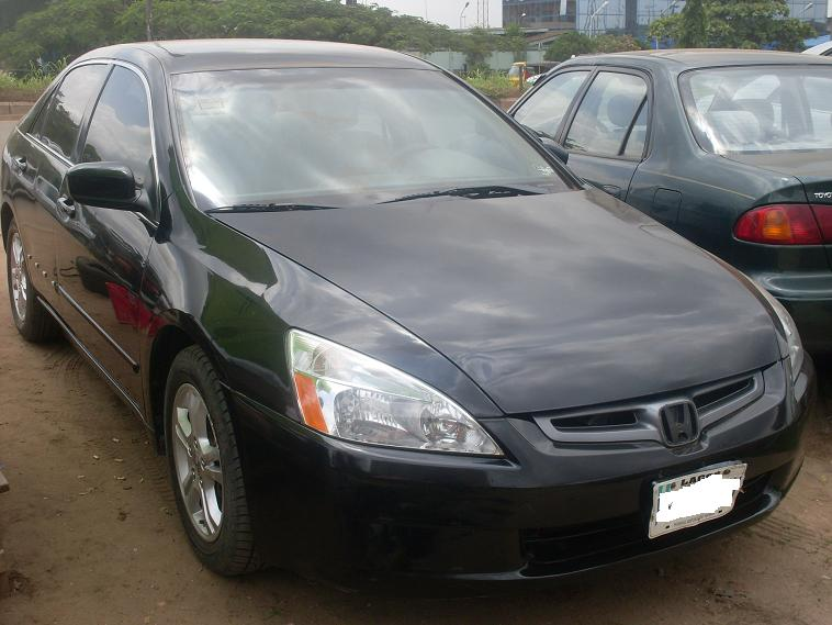 2005 used honda accord lx forsale now with full pictures autos nigeria. Black Bedroom Furniture Sets. Home Design Ideas