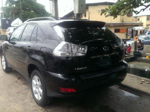 tokunbo 2006 lexus rx330 for autos nigeria. Black Bedroom Furniture Sets. Home Design Ideas