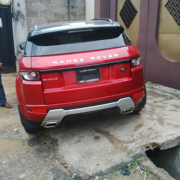 Sell Used 2005 Land Rover Range Rover Hse Navigation: Cabana Auros... 2014 Brand New Range Rover E Voque Contact