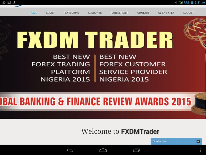How to trade forex in nigeria