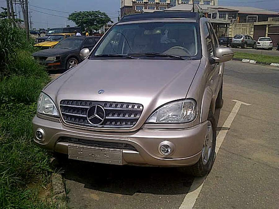 Mercedes benz for sale 320 price 870k 9ja used sold for Mercedes benz 320 price