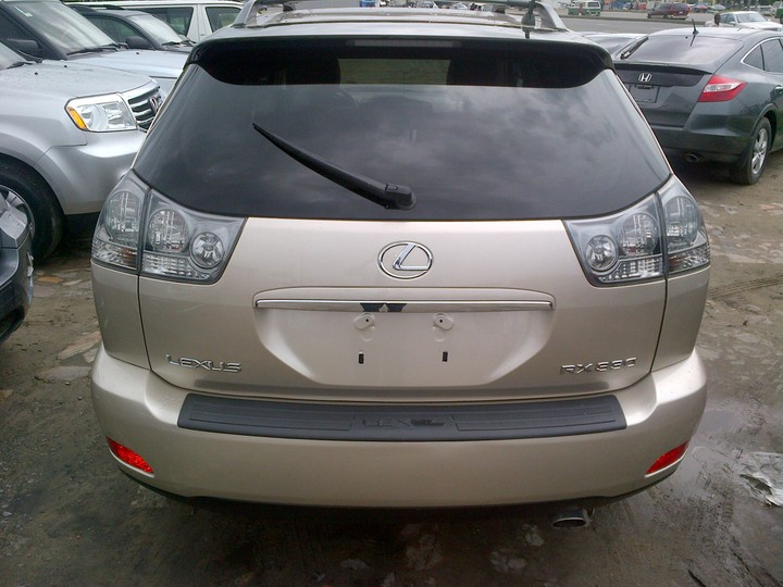 2004 lexus rx 330 for for 2m autos nigeria. Black Bedroom Furniture Sets. Home Design Ideas