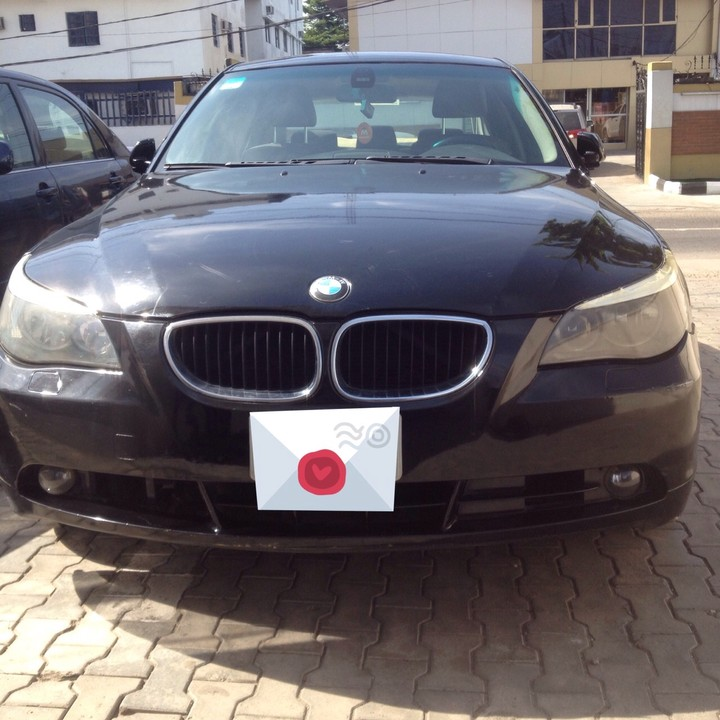 2005 Bmw For Sale: 2005 BMW 530i Is Available For 1.1m