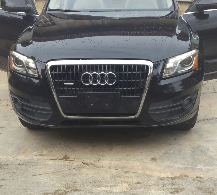 Clean Accident Free 2010/2011 Audi Q5 Avaiable For Sale