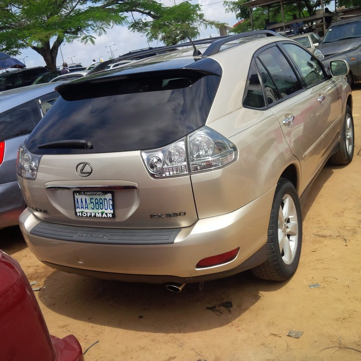 Fairly Used Lexus Rx 300 >> 3months Used Lexus RX 330 2005 Model For 2.580m - Autos - Nigeria