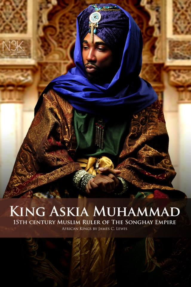 Names famous african kings List Of