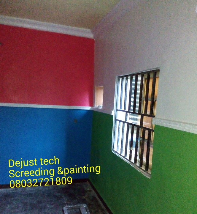 Professional Screeding /pop And Painting Designs Works