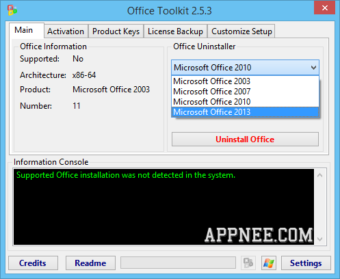 toolkit office 2010