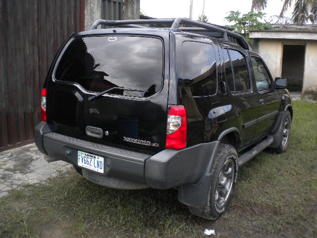 Registered 2004 Nissan Xterra Se 4x4 For Sale 1 4m Naira