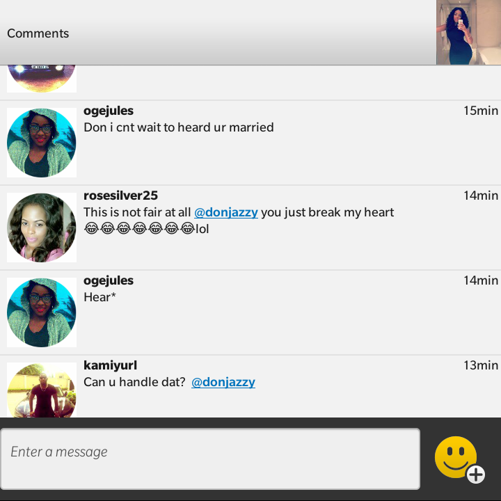 Don Jazzy Shows Off His