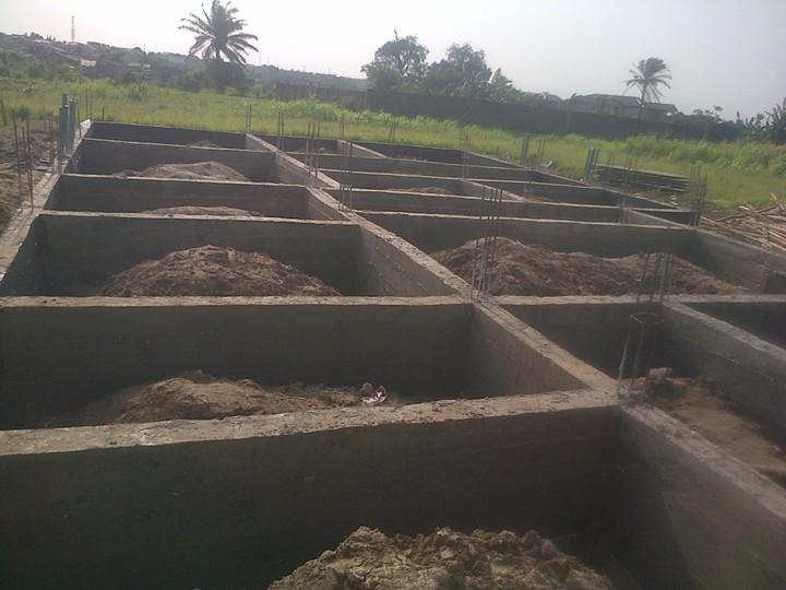 Construction Of Duplex And Attached Flats Isheri North